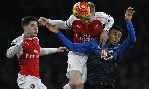 xem truc tiep bournemouth vs arsenal hinh anh 1