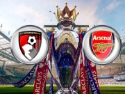 The thao - Link xem truc tiep Bournemouth vs Arsenal