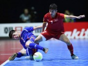 The thao - dT Futsal Viet Nam nguoc dong nget tho truoc dai Loan