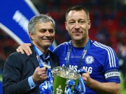 The thao - Ro tin Mourinho mang Terry ve M.U