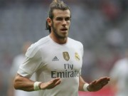 "The thao - Moi tran, Gareth Bale ""dot"" cua Real Madrid... 750.000 euro"