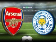 The thao - Link xem truc tiep Arsenal vs Leicester City