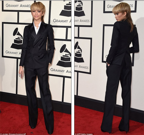 taylor swift tung vay khoe noi y tren tham do grammy hinh anh 14