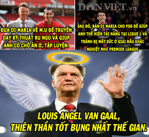 "anh che (17.2): messi ""an may"", van gaal tro thanh thien than hinh anh 7"