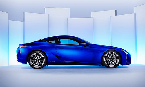 can canh sieu xe the thao lexus lc 500h hinh anh 4