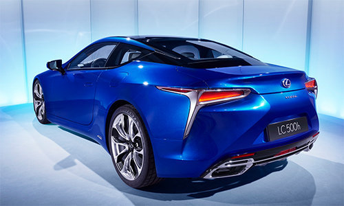 can canh sieu xe the thao lexus lc 500h hinh anh 5