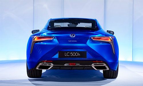 can canh sieu xe the thao lexus lc 500h hinh anh 7