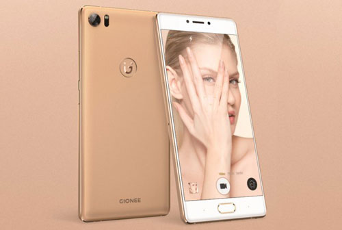 """hoc doi"" apple, gionee tung smartphone cam ung 3d touch hinh anh 1"