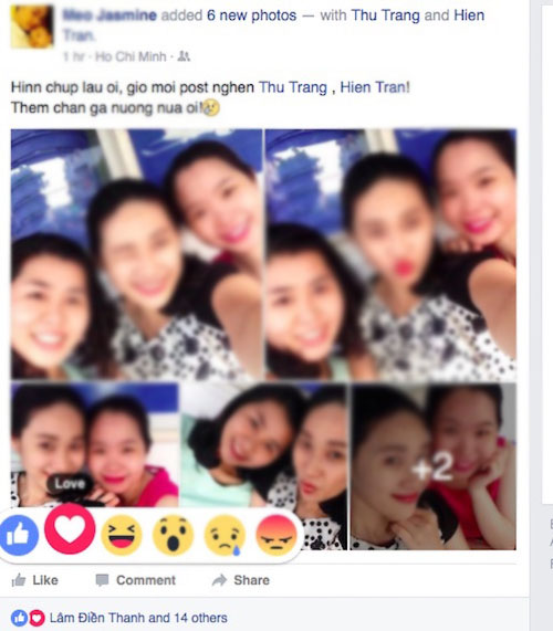 "facebooker viet hao hung voi ""5 anh em"" cua nut like hinh anh 1"