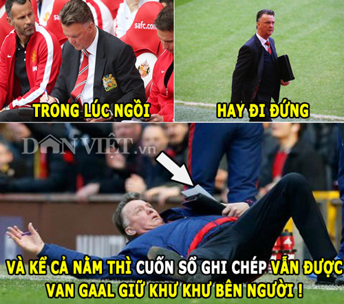 "anh che (1.3): van gaal thich ""om so"", wenger ""di ung"" voi tien dao 18 tuoi hinh anh 1"