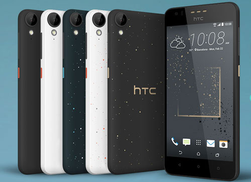 can canh smartphone tam trung vua duoc htc trinh lang hinh anh 1