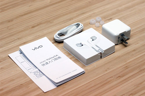 mo hop vivo xplay 5 elite: smartphone dau tien co ram 6 gb hinh anh 2