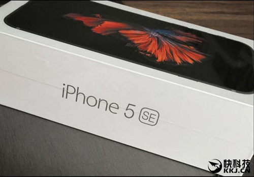 anh iphone 5se trong hop dung la gia hinh anh 2