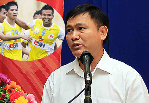 """ong tran anh tu: """"so clb ha noi di vao vet xe do…"""" hinh anh 1"""