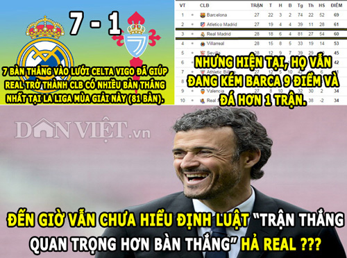 "anh che (6.3): enrique ""dim hang"" real, ronaldo quyet tam gianh chiec giay vang hinh anh 1"