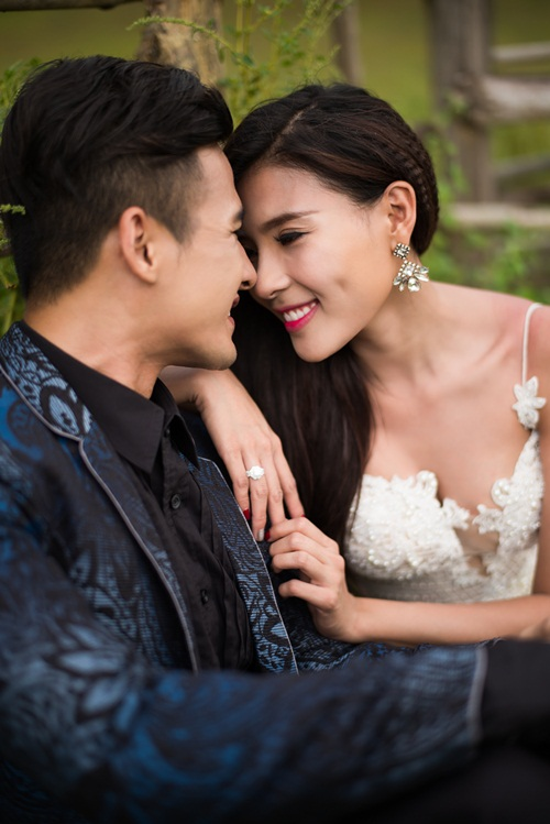 ngam anh cuoi lang man cua luong the thanh - thuy diem hinh anh 8