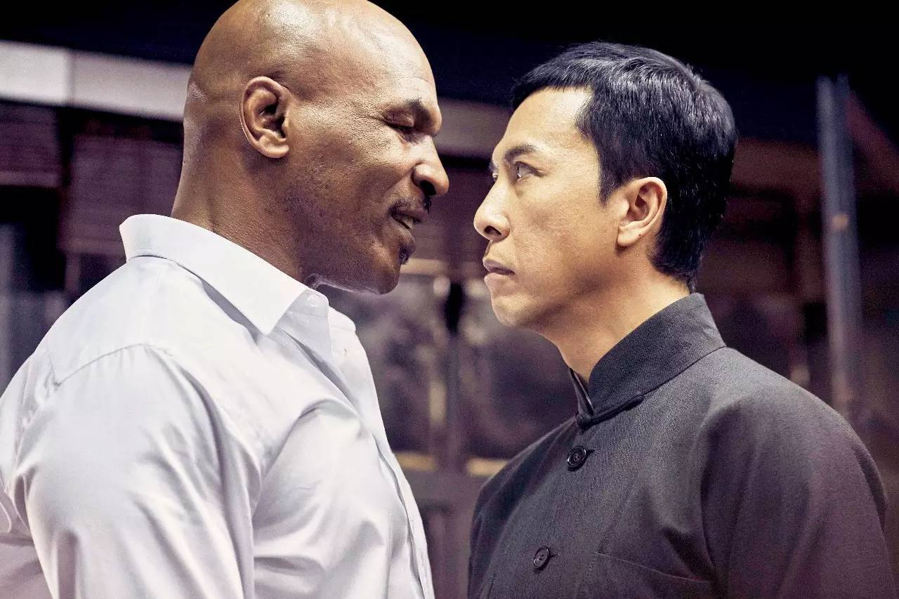 "mike tyson gianh tuong vang nho ""diep van 3"" hinh anh 3"