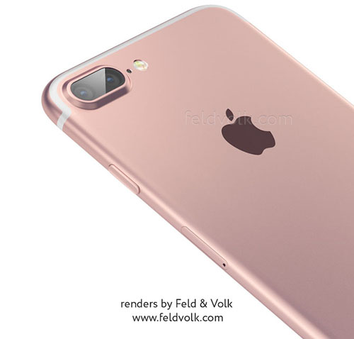 iphone 7 plus voi camera kep lo anh tran trui hinh anh 1