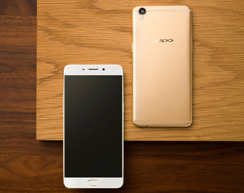 oppo r9 chinh thuc trinh lang, camera selfie an tuong hinh anh 1