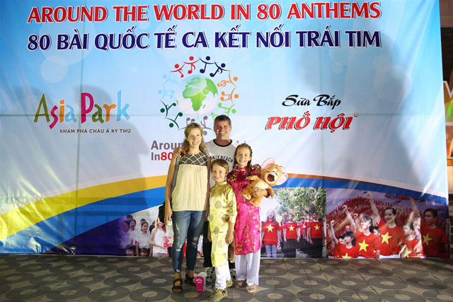 xem dai su nho tuoi nhat sos the gioi hat quoc ca tai asia park hinh anh 5