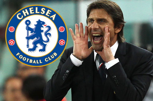hlv conte chinh thuc len tieng ve thong tin dan dat chelsea hinh anh 1