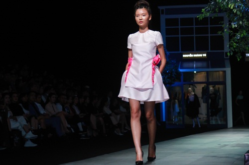 the fashion show: man nhan voi 5 bo suu tap an tuong hinh anh 7