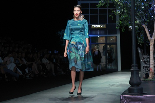 the fashion show: man nhan voi 5 bo suu tap an tuong hinh anh 19