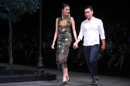 the fashion show: man nhan voi 5 bo suu tap an tuong hinh anh 25