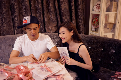 thiep cuoi co tich cua luong the thanh - thuy diem hinh anh 2