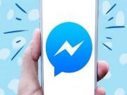 Facebook bay cach su dung Messenger it hao pin hon
