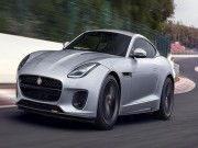 o to - Xe may - Jaguar F-Type 2018 nang cap lo dien