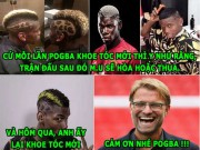 "HaU TRuoNG (15.1): Klopp cam on Pogba, Arsenal ""te bac"" voi Sanchez"