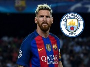 The thao - SoC: Man City hoi mua Messi voi gia 100 trieu bang