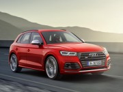 "o to - Xe may - Audi SQ5 2017: ""Sieu SUV"" gia chi 1,2 ty dong"