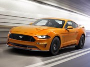 o to - Xe may - Ford Mustang 2018: Thiet ke moi, hop so 10 cap