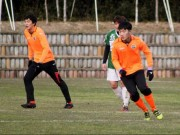 "The thao - Can canh ""cu dup"" cua Xuan Truong cho Gangwon FC"
