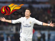 The thao - dIeM TIN SaNG (20.1): Real Madrid day Ronaldo sang Trung Quoc?