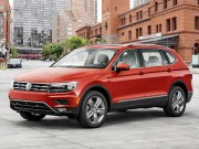 o to - Xe may - Volkswagen Tiguan 2017 co them ban 7 cho ngoi