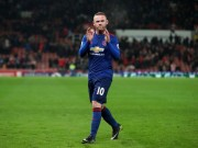 "The thao - ""Xe luoi"" Stoke, Rooney lap nen 2 ky luc ghi ban"