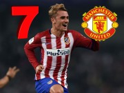 The thao - dIeM TIN ToI (22.1): Mourinho de danh so ao cho Griezmann