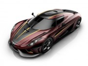 "o to - Xe may - Ngam Koenigsegg Regera mau do Bordeaux cuc ""doc"""