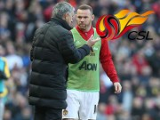 The thao - dIeM TIN SaNG (23.1): Mourinho day Rooney sang Trung Quoc huong luong cao