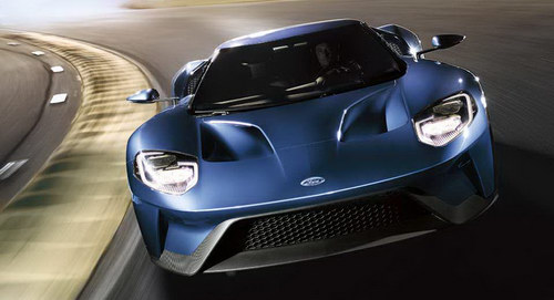 ford gt 2017: sieu xe 9 ty dong dung dong co chi 3.5l hinh anh 1