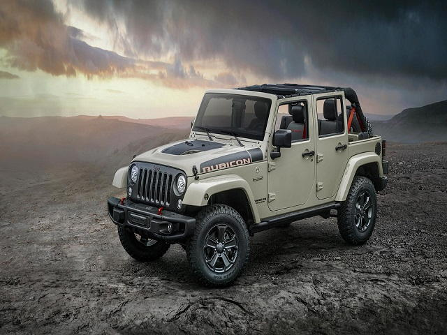 jeep wrangler rubicon recon - manh me cung off-road hinh anh 1