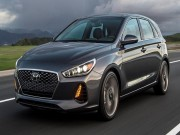 o to - Xe may - Hyundai ra mat Elantra GT 2018