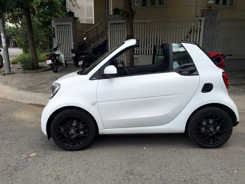 smart fortwo cabrio: xe nho gia hon 1 ty dong hinh anh 2