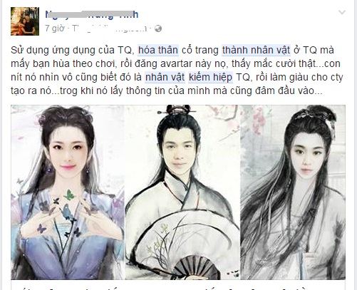 "nghe si viet len tieng ""tay chay"" tro hoa than gay sot cua trung quoc hinh anh 4"