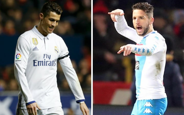 link xem truc tiep real madrid vs napoli hinh anh 1