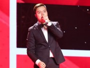 "The Voice gay buc xuc vi cho thi sinh hat ""Thanh pho buon"""