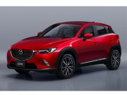 o to - Xe may - Mazda CX-3 2017 co gia tu 708 trieu dong